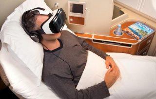 airplane virtual reality