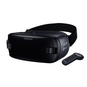 rental virtual reality with samsung hear headset